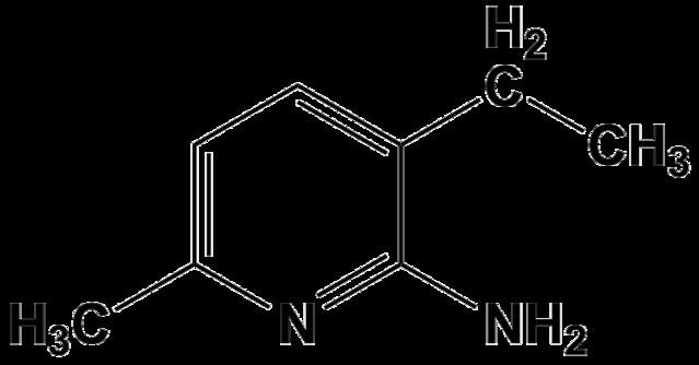 2-amino-3-ethyl-6-methylpyridine