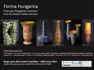 Forma Hungarica exhibition