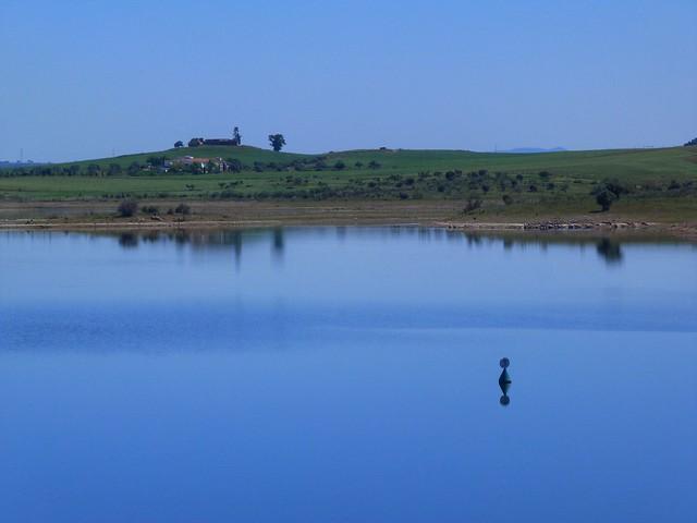 Lago Alqueva (Alentejo, Portugal)