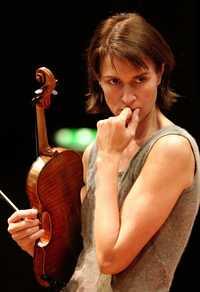 Viktoria Mullova halló en Brasil