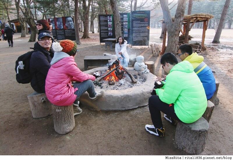 韓國 旅遊 韓國好玩 韓國 南怡島 韓劇景點 冬季戀歌場景 南怡島15