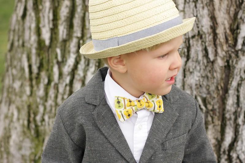 bow tie boy