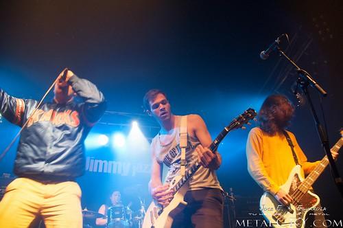 Angel Dust - Route Resurrection Tour 2015