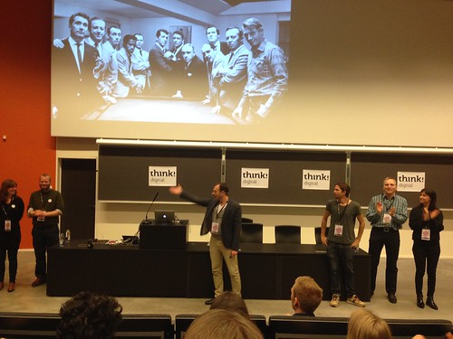 The rat pack of UX Camp CPH 2015
