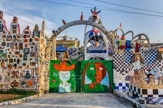 Fuster's Mosaic Park