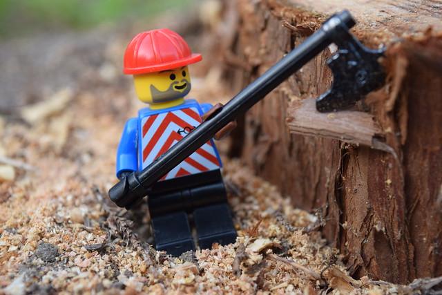 """""""Im a lumberjack and im ok....."""""""