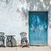 Blue Door by Kevin Stewart - It's My Pleasure