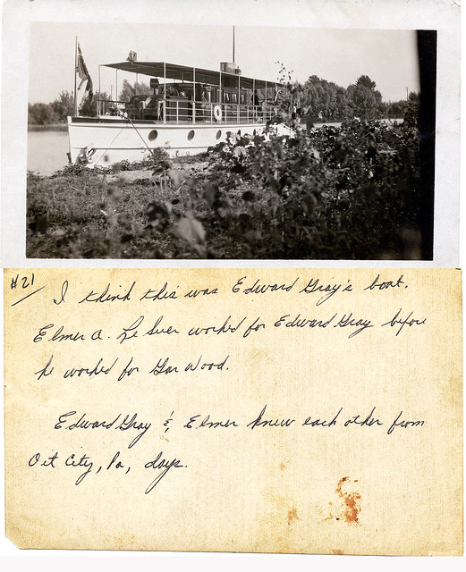 Edward Gray yacht-front and back