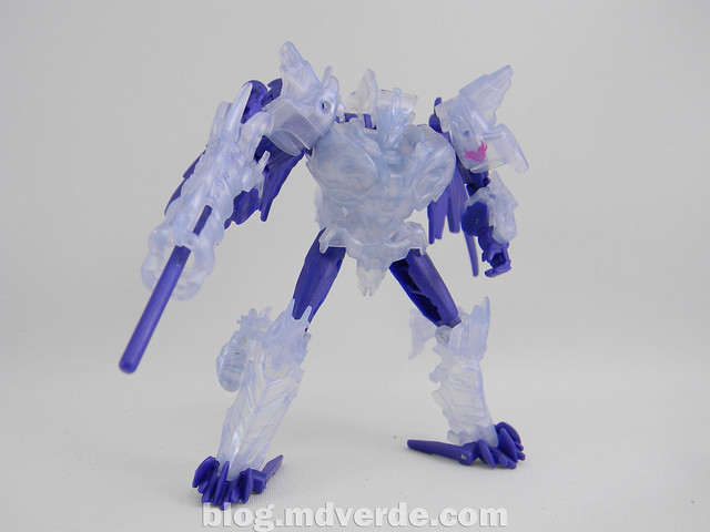 Transformers Predaking Commander - Generations SDCC Exclusive (Shockwave's Lab) - modo robot