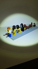 LEGO Human Evolution