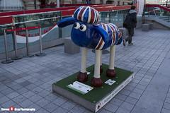 EWE-NION JACK No.12 - Shaun The Sheep - Shaun in the City - London - 150423 - Steven Gray - IMG_0028