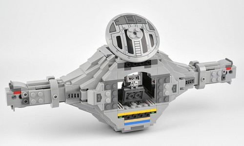 Review: 75095 TIE Fighter | Brickset: LEGO set guide and database