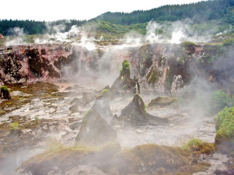 Cráteres de la Luna Taupo