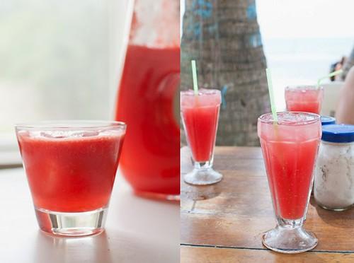[Drinking Recipes] Watermelon Juice