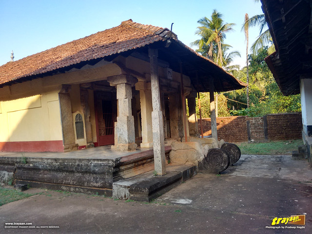 Gururaya basadi Jain Temple, in Karkala, Udupi district, Karnataka, India