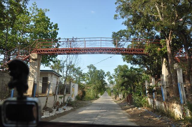 Tamdagan Overpass