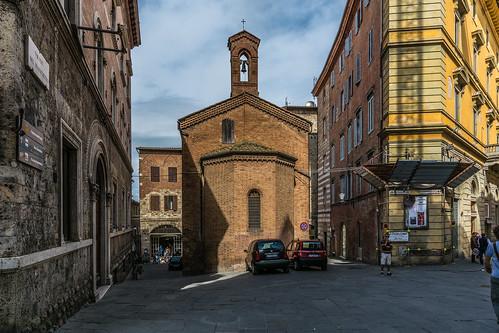 Angolo a Siena