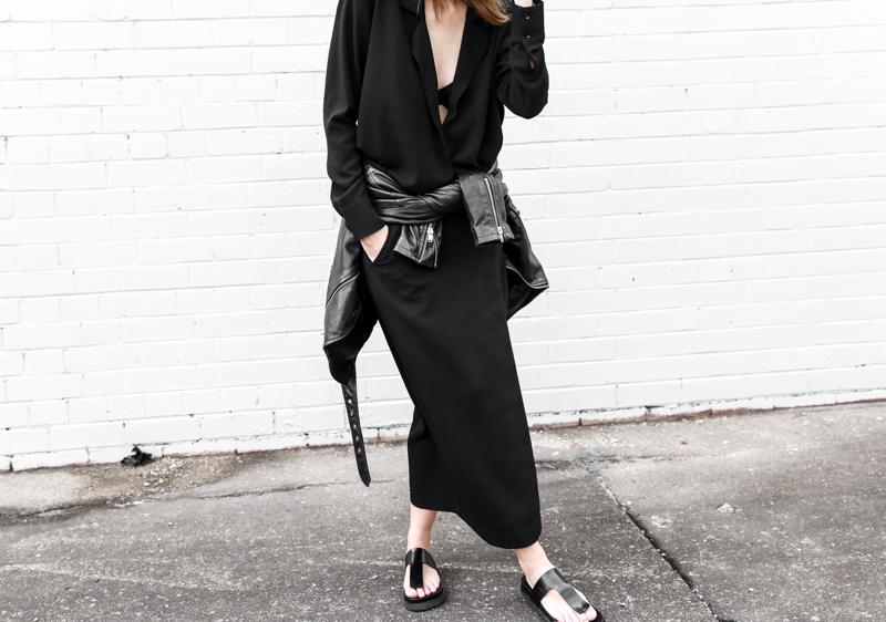 modern legacy, fashion blog, street style, leather jacket waist, BC x MODERN LEGACY, all black, details (1 of 1)