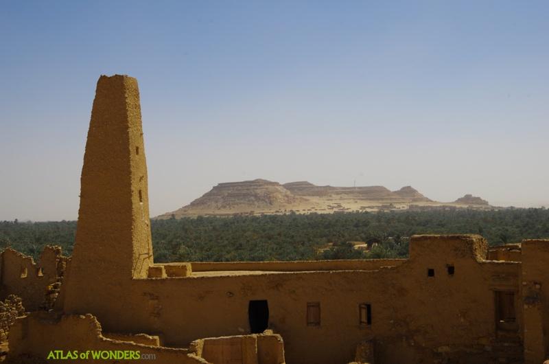 Templo Oasis Siwa