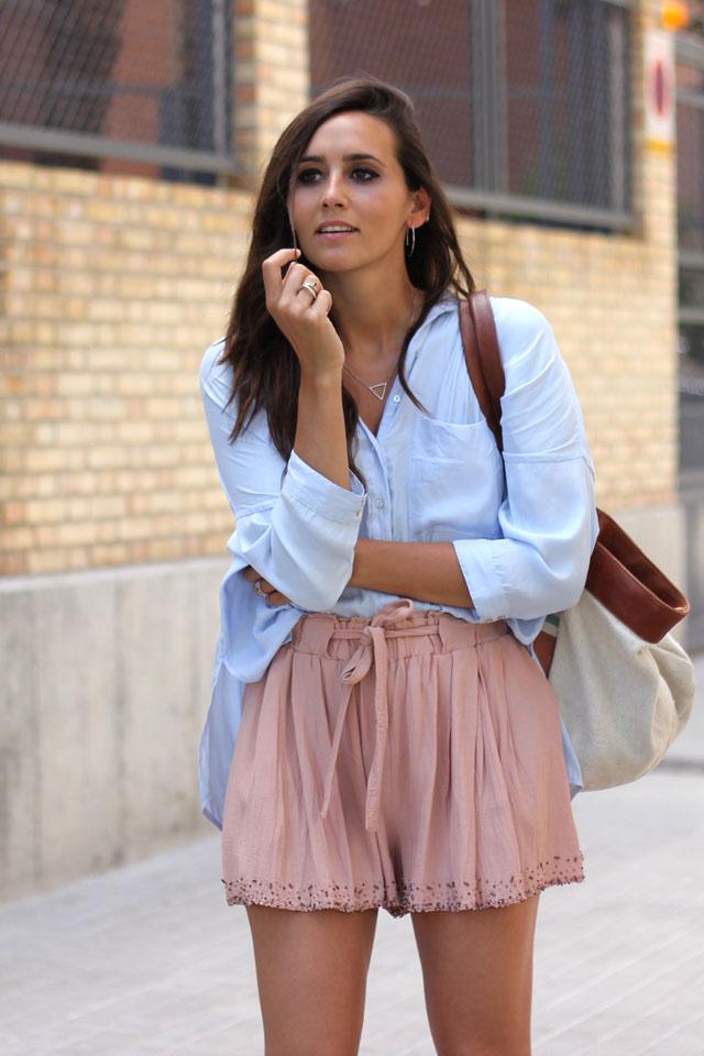 bleu blouse coohuco 3