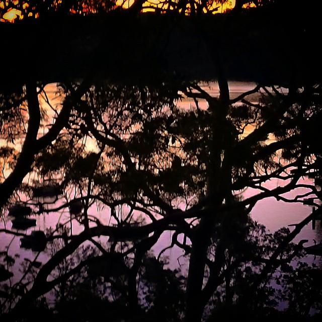 Sunset in Seaforth