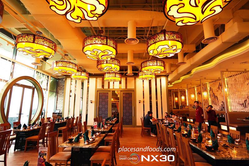 ye zi concept steamboat restaurant