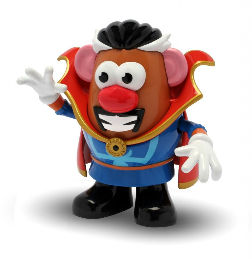 Mr. Potato Head × PPW【奇異博士】MARVEL Doctor Strange