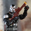 Scourge (listed as Demolition Man) - Marvel Legends Red Skull Series