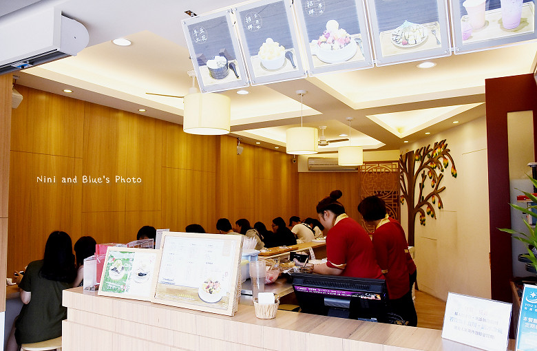 台中一中街霜府美食冰品小吃豆花仙草雪花冰抹茶珍奶04