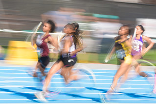 New York Relays - Track and Field - Motion Blur