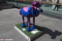 PINKY PLUM No.14 - Shaun The Sheep - Shaun in the City - London - 150423 - Steven Gray - IMG_0010