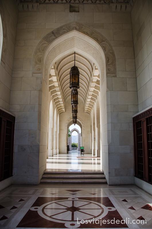 muscat capital de Omán