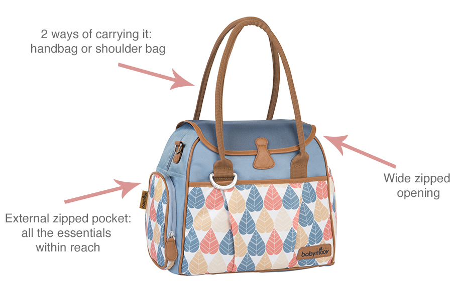 Changing Style Bag