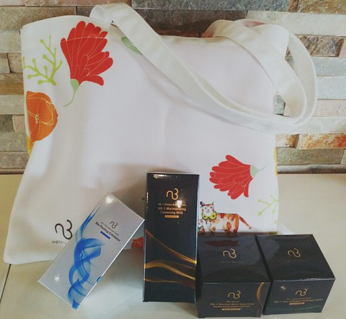 台中自然美大墩旗艦店母親節活動+滿額贈品、保養品 (1)