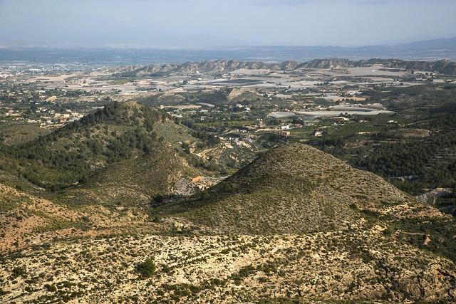 Sierra Espuña Región de Murcia