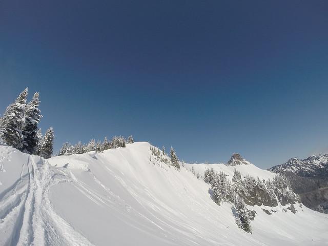 Naches Peak, Chinook Pass