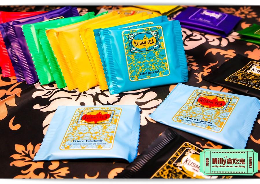 KUSMI TEA 特選暢銷風味茶包組0016