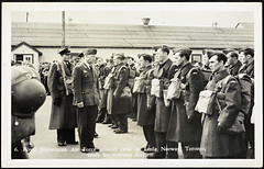 6. Royal Norwegian Air Force ground crew at Little Norway, Toronto ready for overseas duty