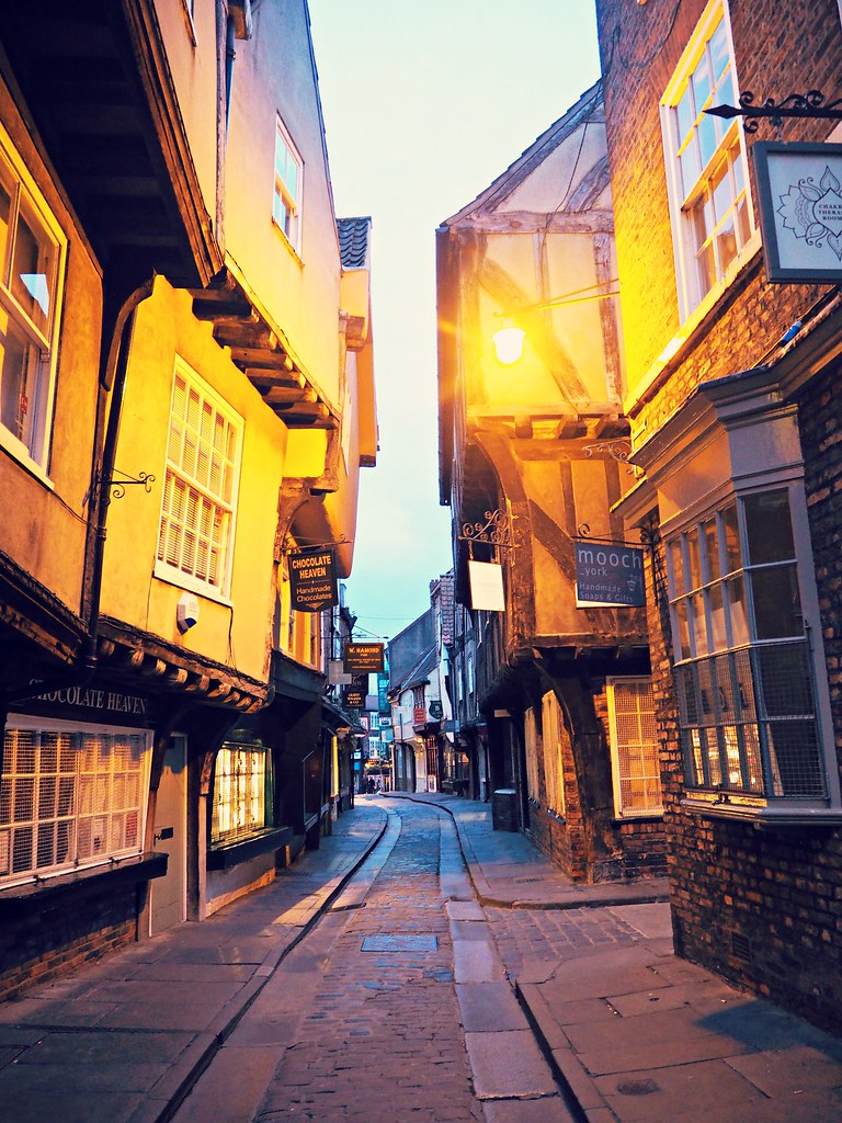 York The Shambles The Little Magpie 2