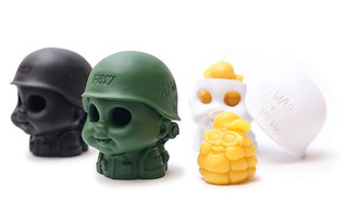 絕妙的創意聯名!Filter017 × Brainfart55 I Got Brain Series Candle Set