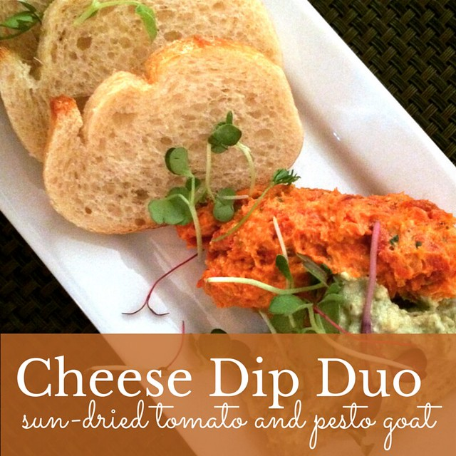 Witherspoon Grill Cheese Dip Duo