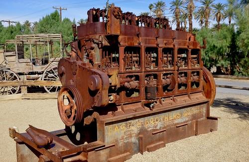 Death Valley Engine