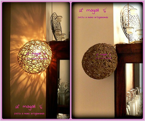 lampada spago