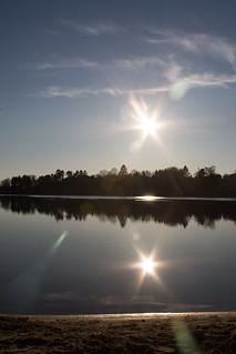 Neversdorfer See