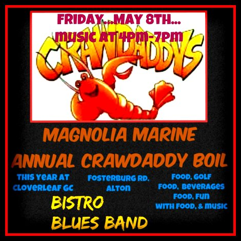 Bistro Blues Band 5-8-15