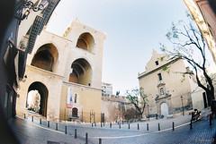 Porta de Cuart. Valencia. Spain