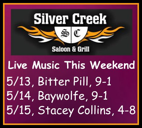 Silver Creek 5-13-16