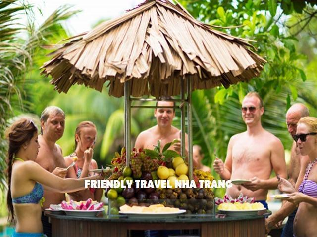 Tour Đảo Hòn Tằm