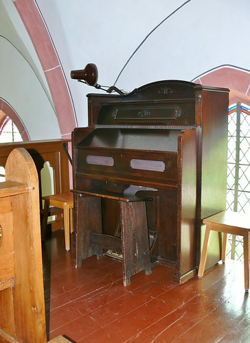 24. Innenansichten Kapelle