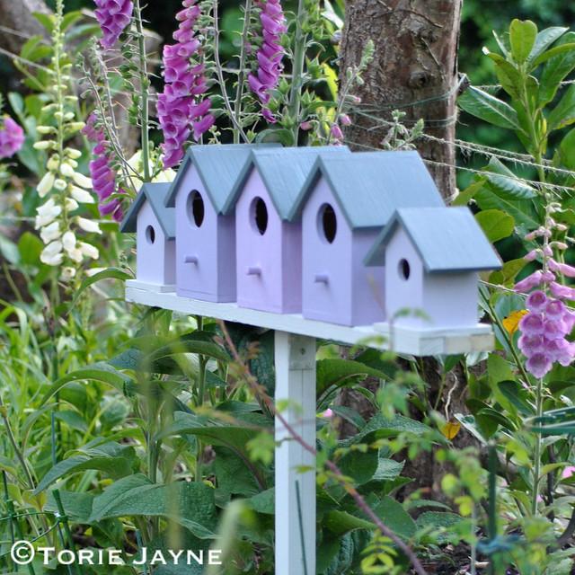 Birdhouses 4
